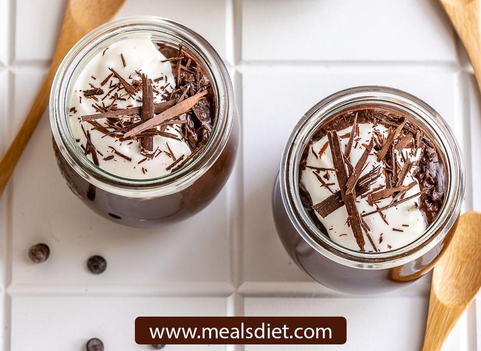 خاص: بودنج الشوكولاتة الصحي 🍫 FUN + YUM من أجلك!